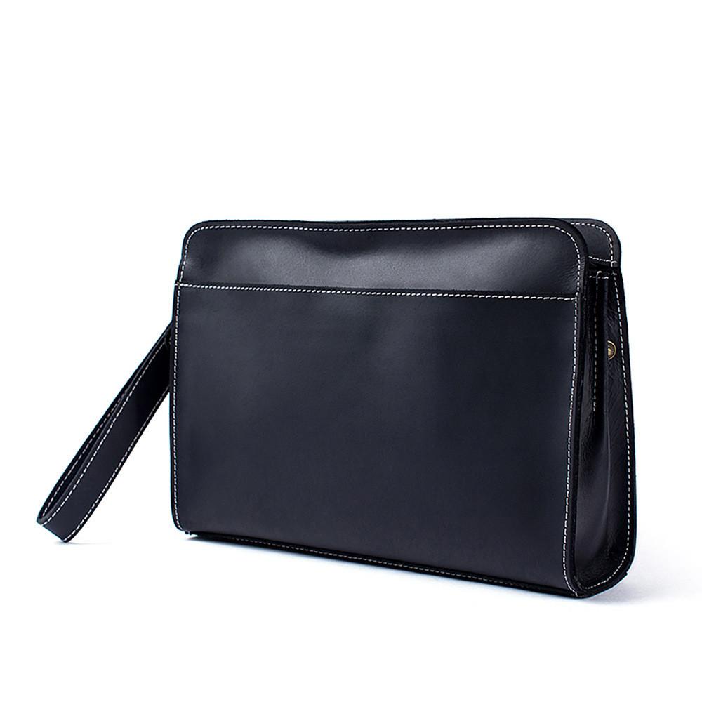Клатч мужской кожаный TIDING BAG BS eps-3037