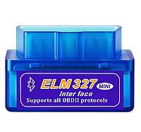 BLUETOOTH сканер - адаптер ELM327 OBDII v1.5 ( PIC18F25K80 ) для диагностики автомобиля