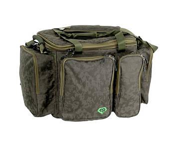 Рыбацкая сумка Carp Pro карповая c жестким столиком