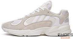 Женские кроссовки Adidas Yung-1 White / Running White / Cloud White B37616, Адидас Янг 1