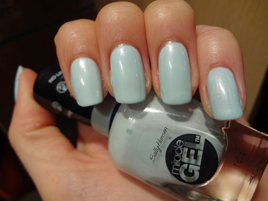 Гель-лак для ногтей Sally Hansen Gel Nail 420, 14,7 ml.