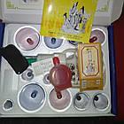 Кангшу 12 kangzhu вакуумные банки с насосом, фото 2