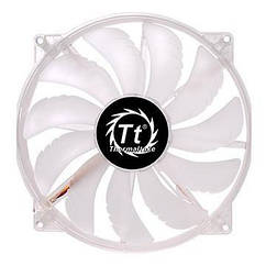 ВентиляторThermaltake TT-2030 Pure 20 LED White (CL-F033-PL20WT-A) 200мм Б/У
