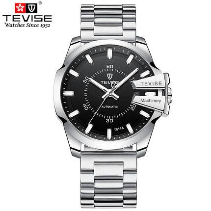 Часы мужские Tevise T814 Silver eps-1045, фото 2