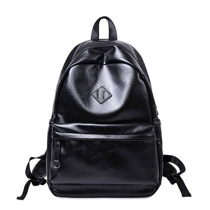Рюкзак мужской BritBag Vance черный eps-7035, фото 2