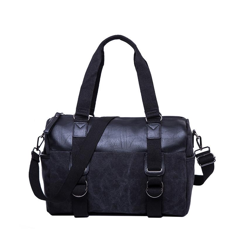 Дорожная сумка мужская Texas Brad черная