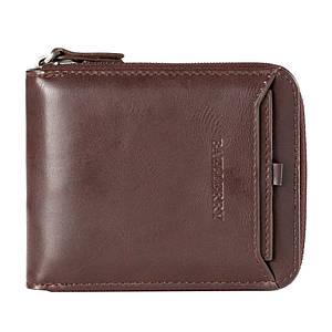 Кошелек мужской Baellerry Gentleman коричневый eps-3056