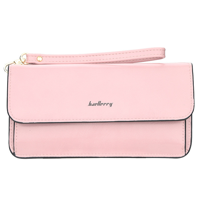Кошелек женский Baellerry Janine розовый eps-4128