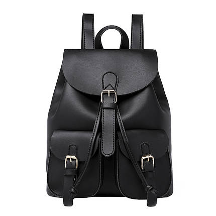 Рюкзак женский Amelie Selina черный eps-8261, фото 2