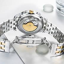 Часы мужские Tevise London Black eps-1077, фото 3