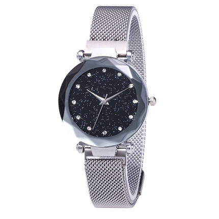 Часы женские Starry Sky Watch Mode Silver eps-2051, фото 2