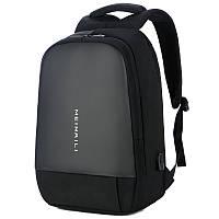 Рюкзак мужской Meinaili Bobby черный