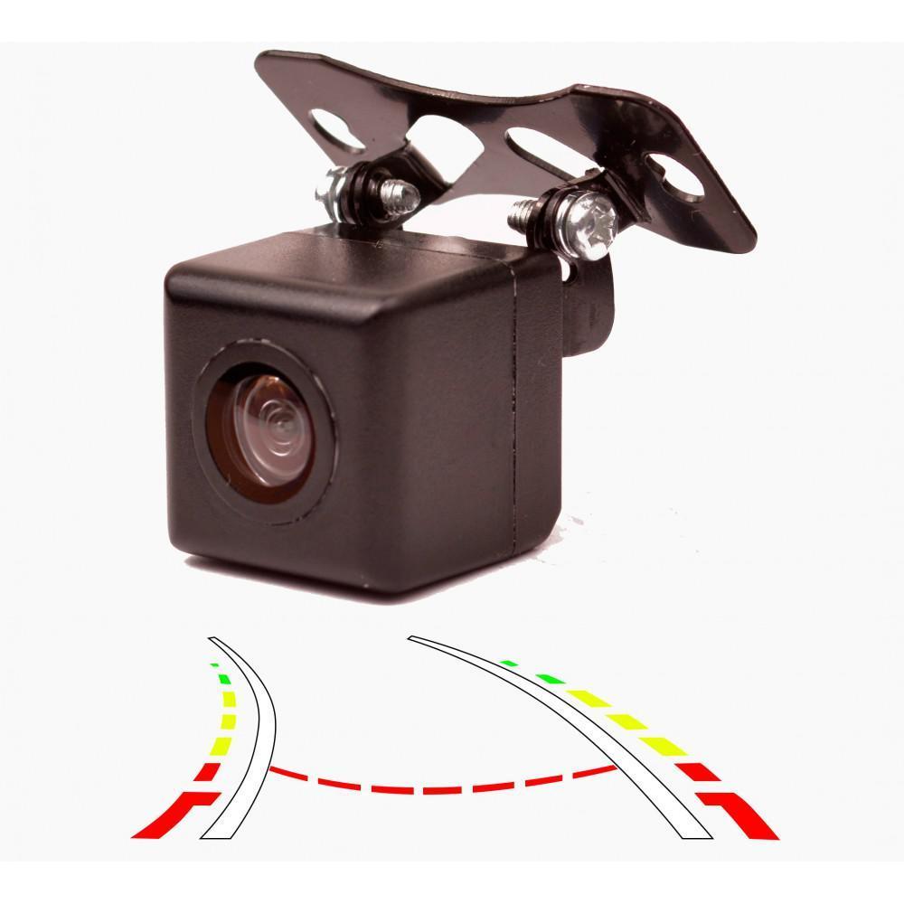 Камера заднего вида Prime-X D-5 с динамической разметкой