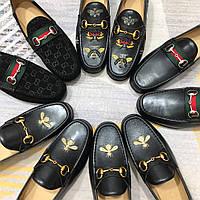 Мокасины мужские Gucci, фото 1