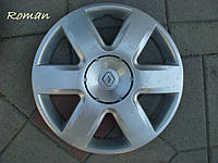 Колпак декоративный на диск R15 Рено Кенго 2