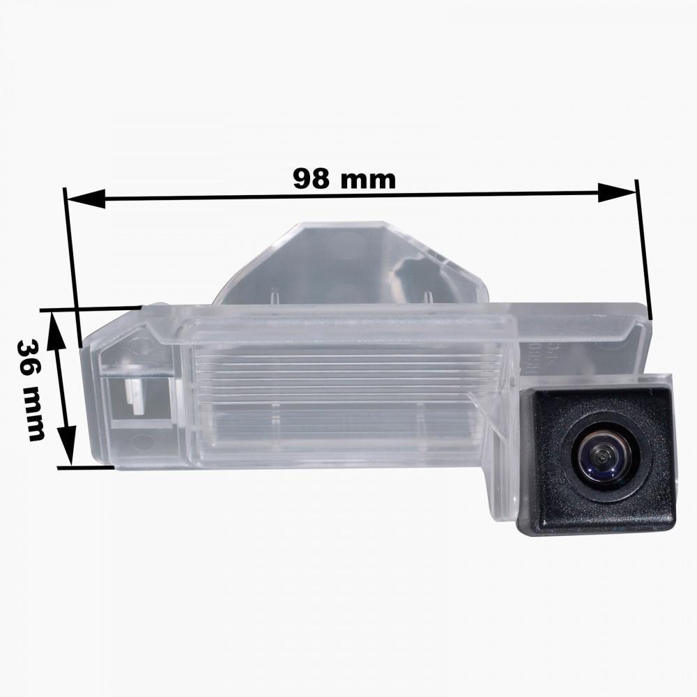 Камера заднего вида Prime-X CA-1331 Mitsubishi, Citroen, Peugeot