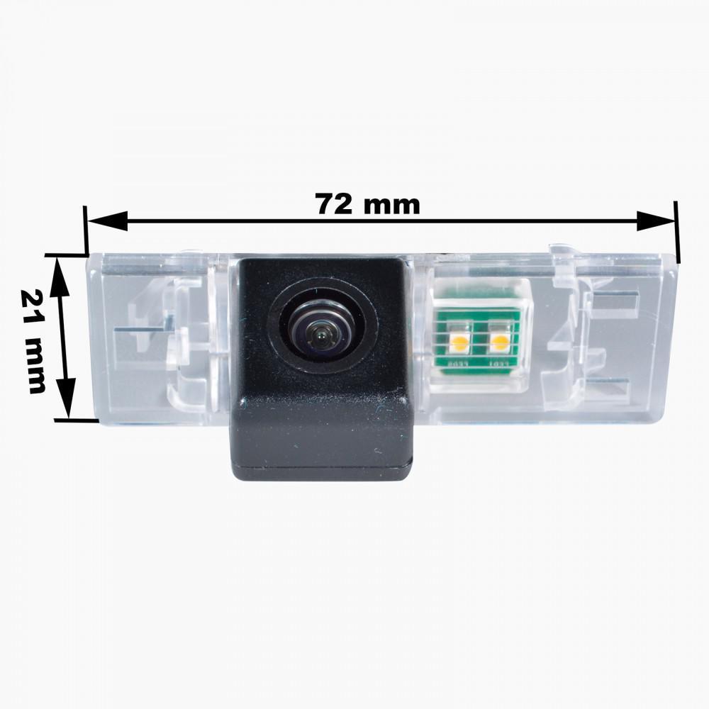 Камера заднего вида Prime-X CA-1338 Citroen, Peugeot