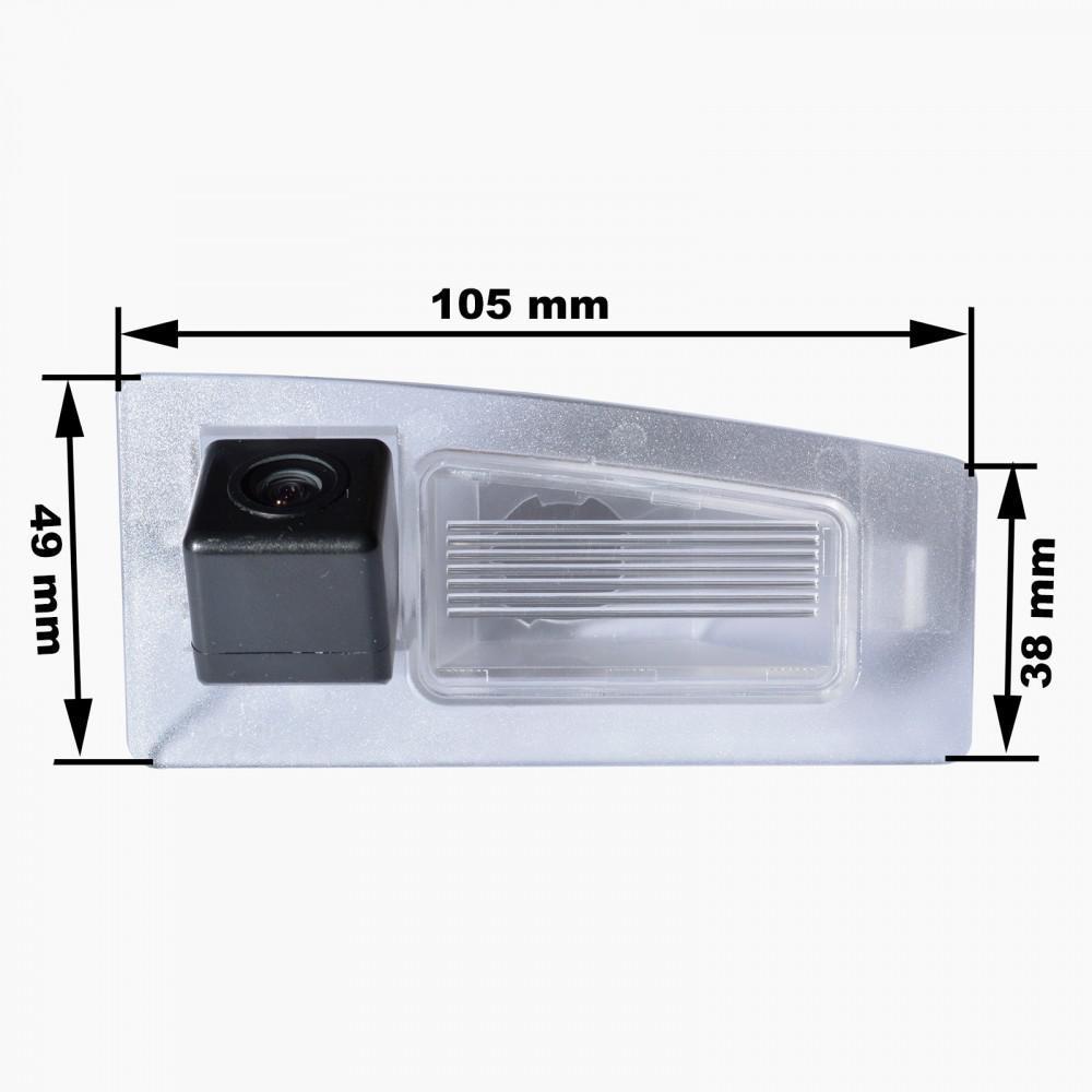 Камера заднего вида Prime-X CA-1360 Mazda