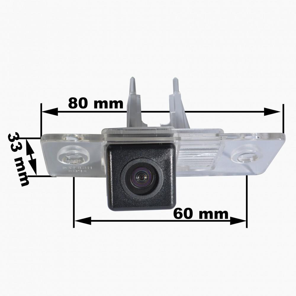Камера заднего вида Prime-X CA-1376 Porshe