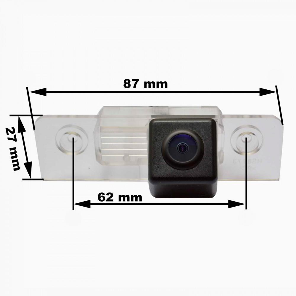 Камера заднего вида Prime-X CA-9524 Ford, Skoda
