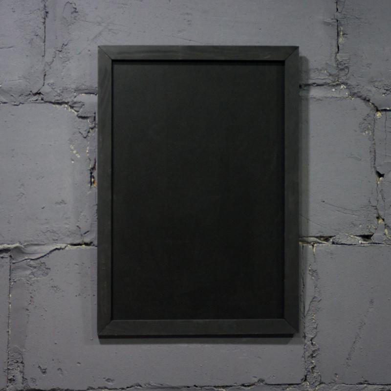 Меловая доска в рамке 1200х800 мм