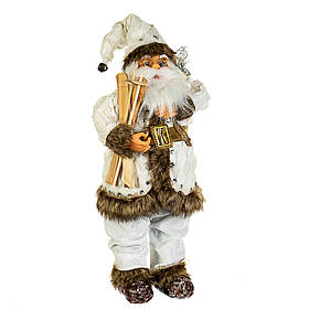 "Фигура ""Санта Клаус с лыжами"" (45*23*16см), 046NC"