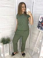 Женский летний костюм батальный, фото 1