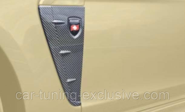 MANSORY fender wing sheet for Porsche Panamera
