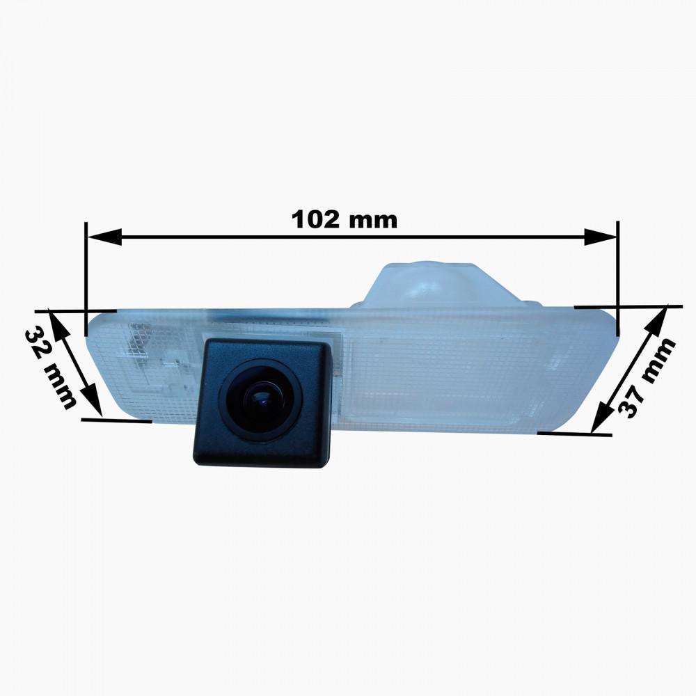 Камера заднего вида Prime-X CA-9895 Kia