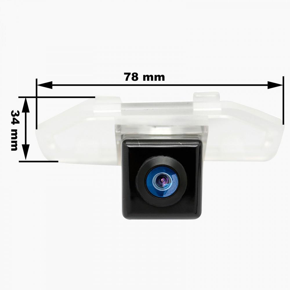 Камера заднего вида Prime-X CA-9904 Toyota