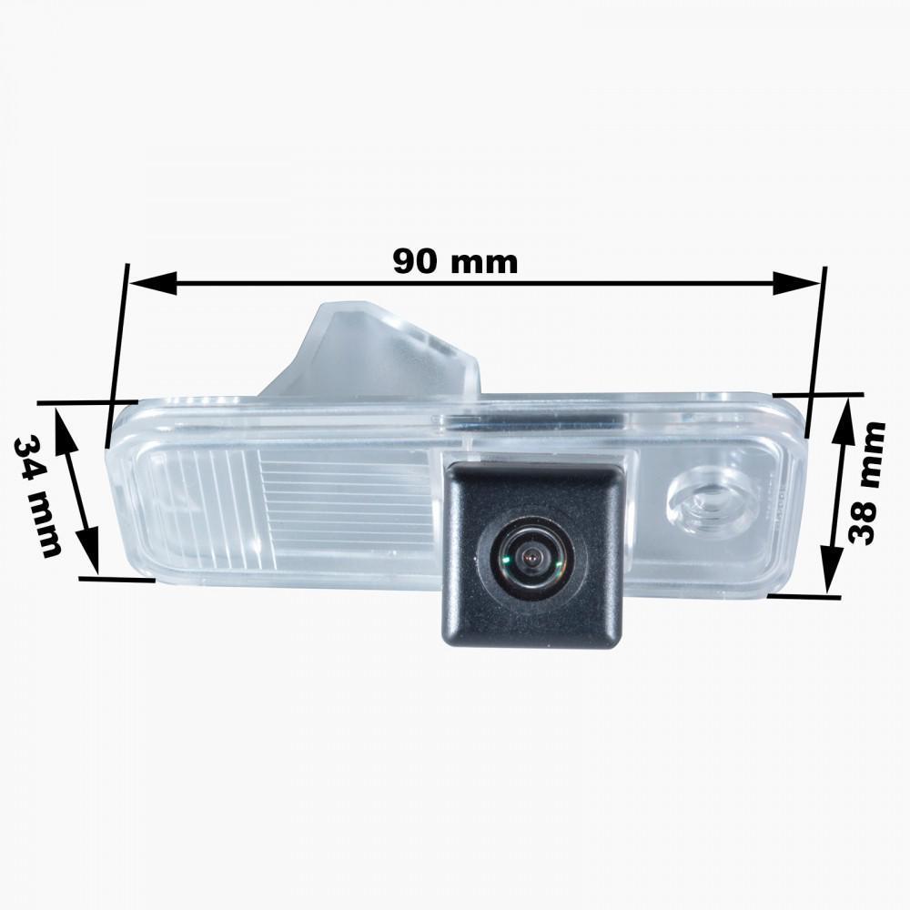 Камера заднего вида Prime-X MY-12-6666 Hyundai