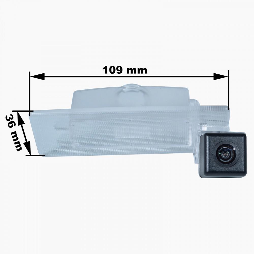 Камера заднего вида Prime-X MY-13-0001 HYUNDAI, KIA