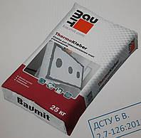 Клей для приклейки теплоизоляции 25 кг Baumit ThermoKleber