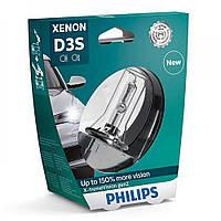 Ксеноновая лампа Philips D3S X-treme Vision 42403 XV2 S1 gen2 +150%