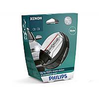 Ксеноновая лампа Philips D4S X-treme Vision gen2 42402 XV2 S1 35W +150%