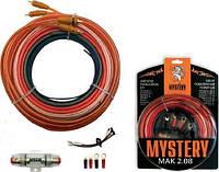 Набор кабелей Mystery MAK 2.08  2 канала