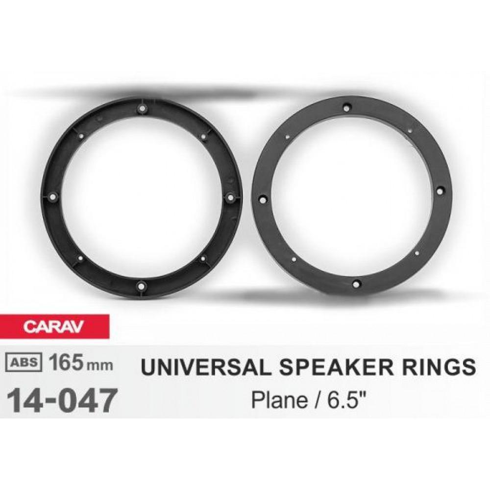 Проставки под динамики CARAV 14-047 универсальные