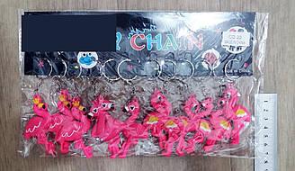 Детские брелки фламинго