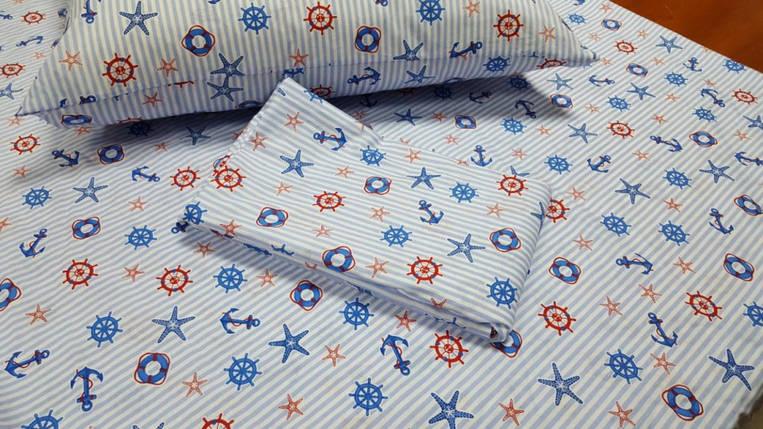 Постельное белье Круиз поплин ТМ Комфорт текстиль (подростковый), фото 2