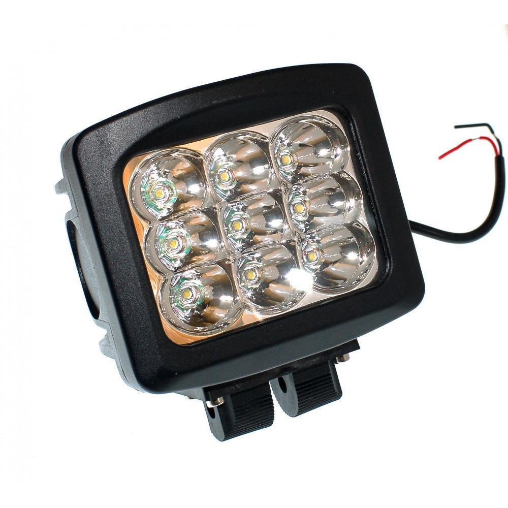 Світлодіодна фара дальнього світла AllLight 21T-90W 9 chip CREE 9-30V