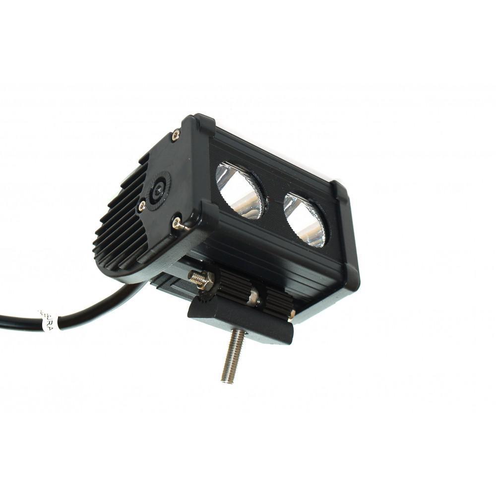 Світлодіодна фара дальнього світла AllLight D-20W 2chip CREE 9-30V нижній кріплення