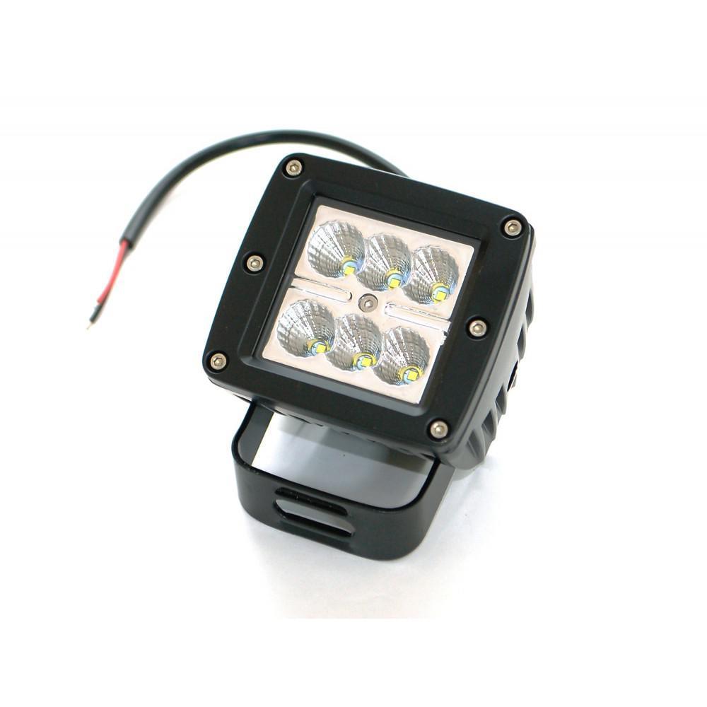 Світлодіодна фара ближнього світла AllLight 15T-18W 6 chip EPISTAR 9-30V