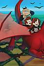 Гравіті Фолз. Діппер, Мейбл і прокляті скарби піратів часу. Gravity falls Disney., фото 8