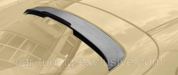 MANSORY roof spoiler for Porsche Panamera