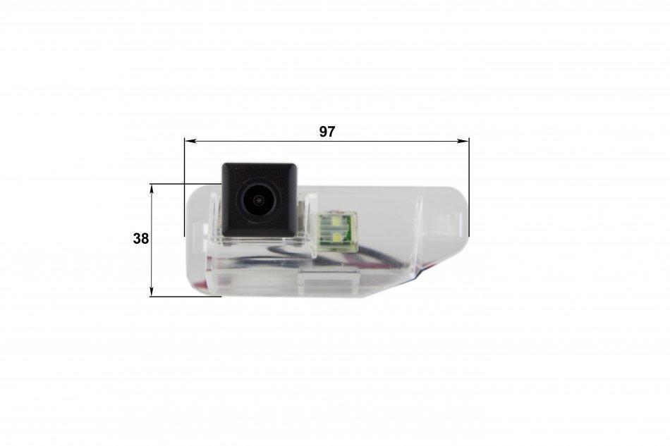 Штатна камера Falcon SC58HCCD