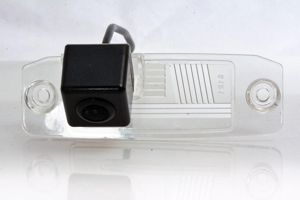 СКИДКА 50грн! Штатная камера заднего вида Fighter CS-CCD+FM-01 (Hyundai/Kia)