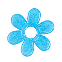 Гелевий прорізувач Ромашка (блакитний) тм Babyono, фото 1