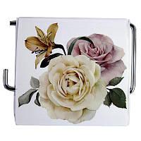 Держатель для туалетной бумаги закрытый Bathlux Rosa 50336 - R132602
