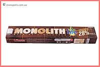 Электроды Монолит - 4 мм х 2,5 кг, (РЦ)