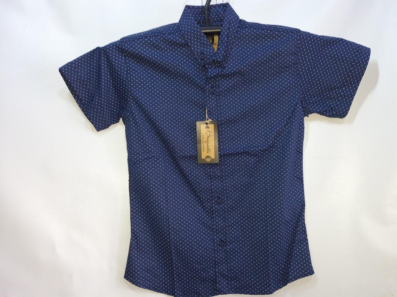 Детская рубашка для мальчика в школу р. 7-12 лет опт